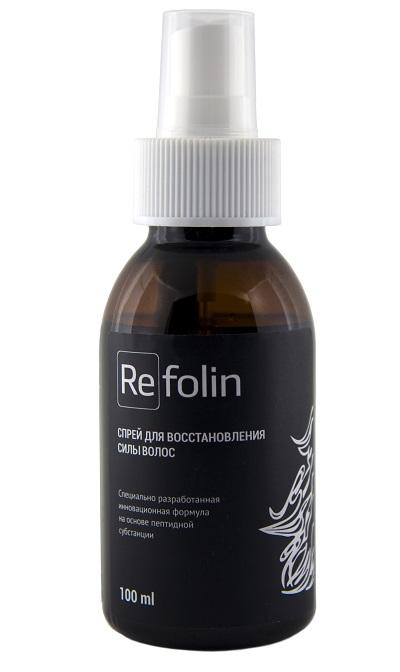 Refolin спрей для восстановления силы волос